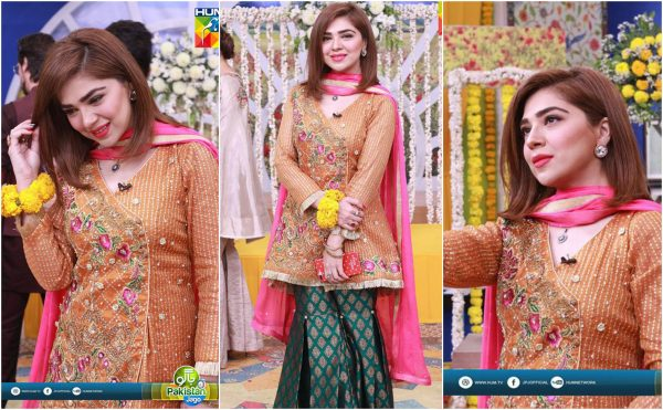 Gorgeous Natasha Ali in Jago Pakistan Jago
