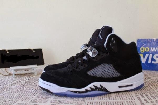 pretty nice 65507 10d5f Discount Air Jordans Shoes: Air Jordan 5 Retro Oreo Black ...