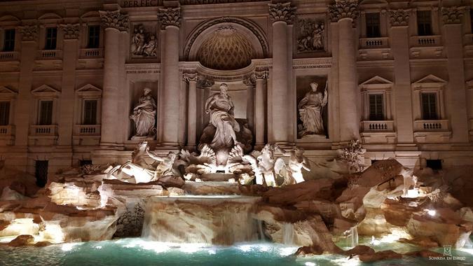 Fontana di Trevi por Sonrisa en Espejo 09