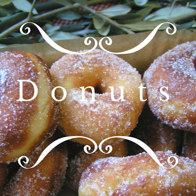 Donuts - Morrico Fino