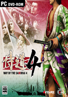 Way of the Samurai 4 (PC) 2015
