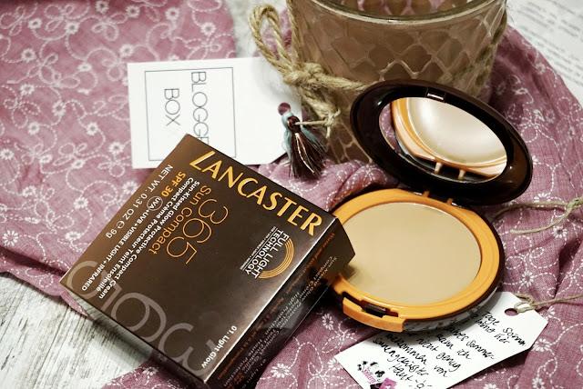Bloggerboxx Beautybox Edition Boho Lancaster 365 Sun Compact