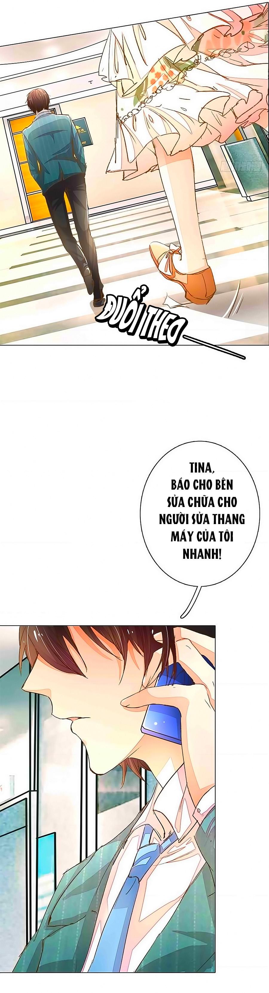 Hào Môn Tiểu Lãn Thê Chap 51 - Trang 6