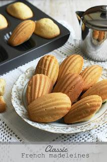 Класически френски Мадлени / Classic French Madeleines