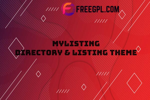 MyListing - Directory & Listing WordPress Theme Nulled Download Free
