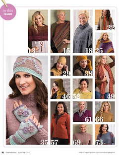Lots of Knitting Patterns to Knit for Fall