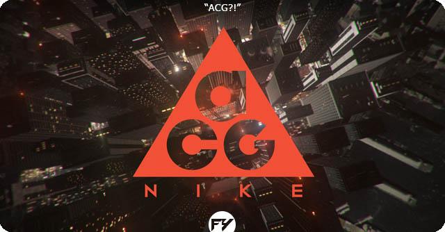 Info Apa Makna ACG Pada Logo Barangan Nike