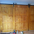 Finally posting my barn doors (with a twist at the end)