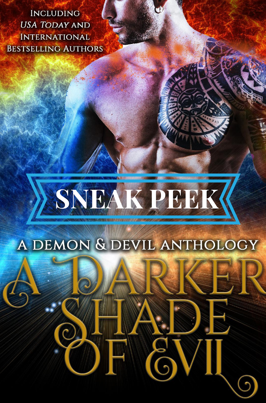 A Darker Shade of Evil (Sneak Peek Sampler)
