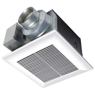 Exhaust fan plafon