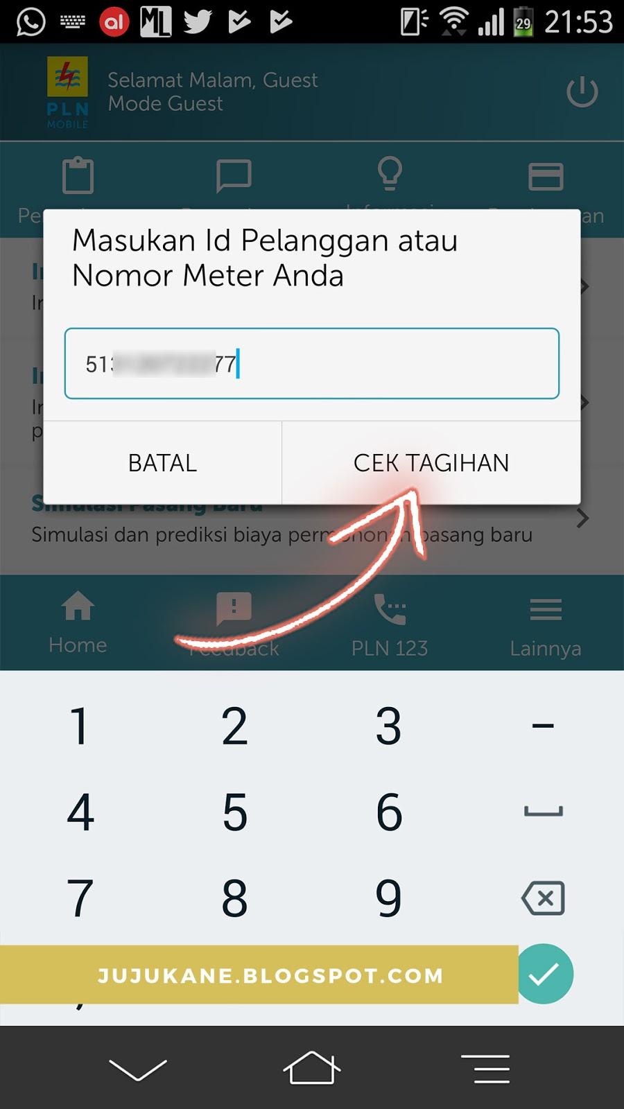 PLN Mobile, Aplikasi Cek Tagihan Listrik Online Lewat HP ...