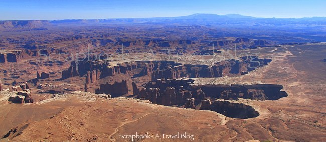 Grandview in Canyonlands National Park