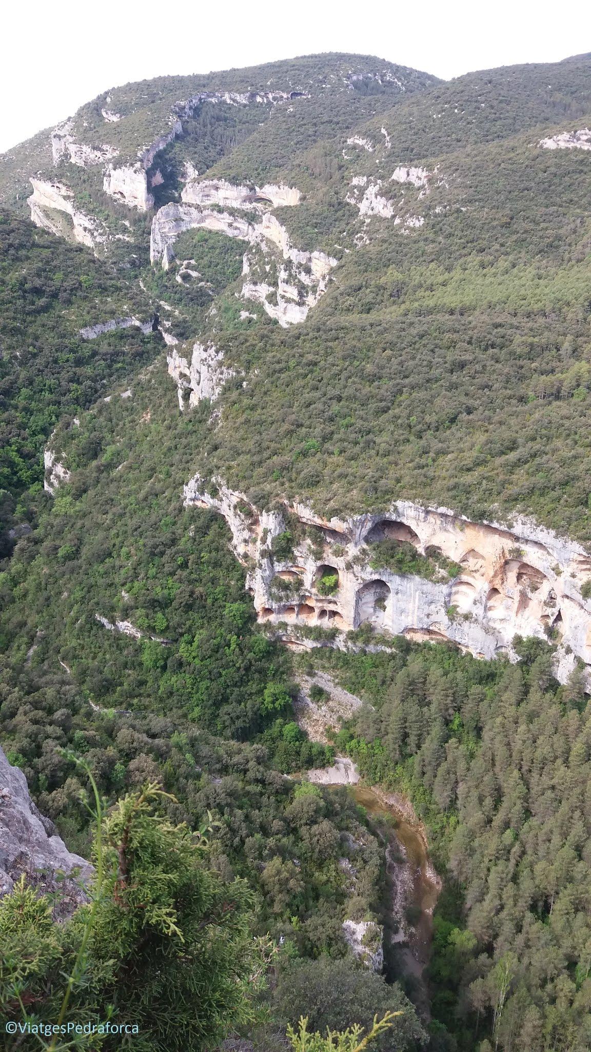 Sierra de Guara, barranquisme, Aragó, Huesca, Osca