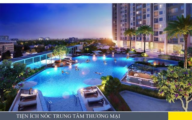 Ở vị trí này, D'.Capitale sở hữu vị trí đắt giá bởi Trần Duy Hưng