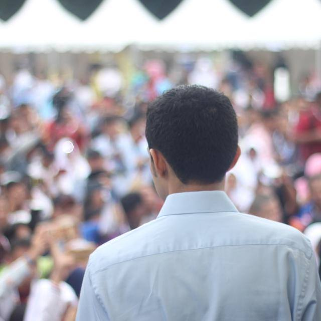 Gamal Albinsaid Blak-Blakan Soal Fakta Kemiskinan di Era Presiden Jokowi