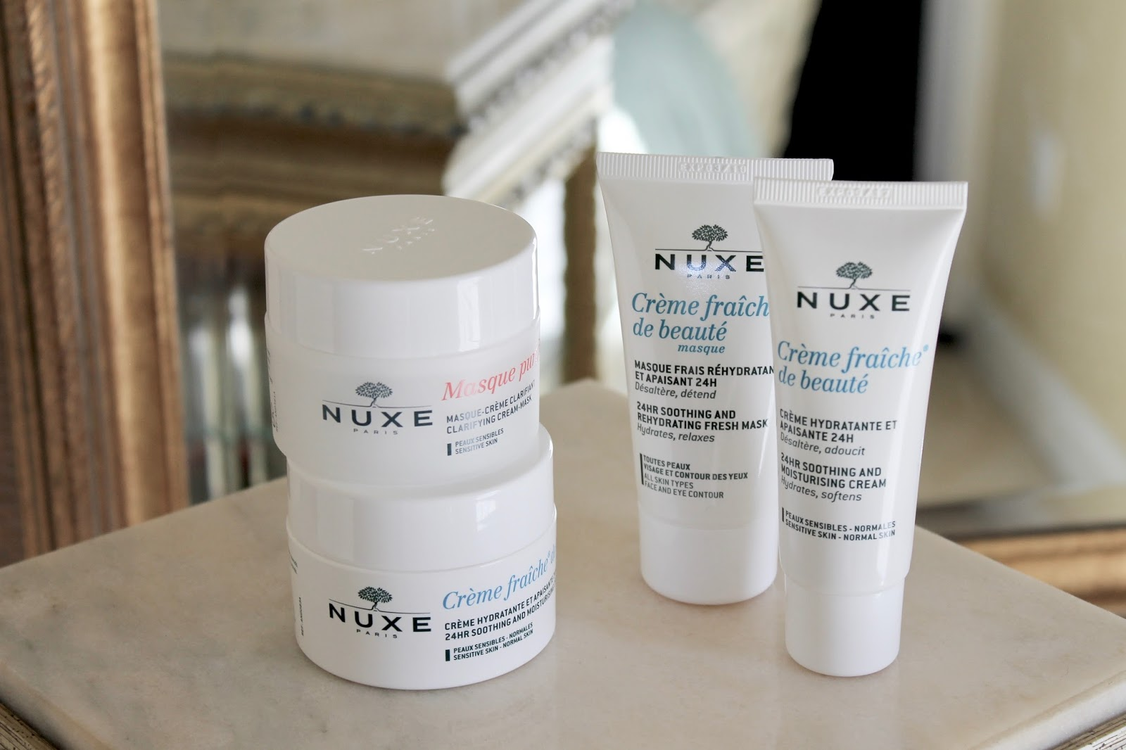 WHY NUXE SKINCARE IS PRETTY AWESOME