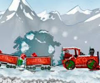 Instead of bobsleding, the jolly old fella has opted instead to deviver his toys via cargo. Help him do just that before #Christmas Morning! #ChristmasGames #StrategyGames
