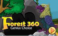 NsrGames Forest 360 Escap…