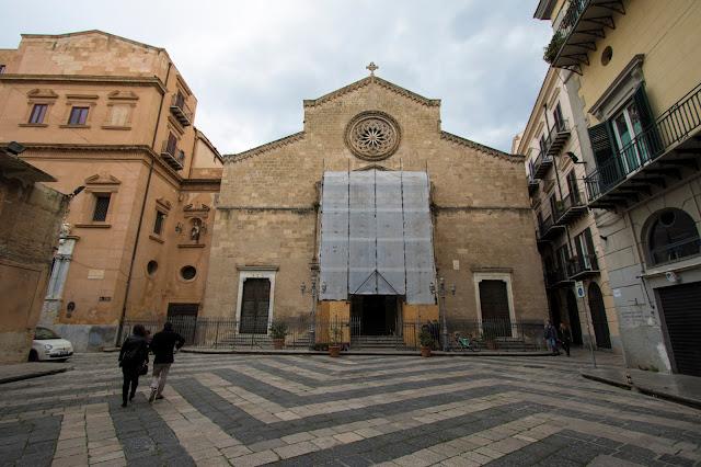 Chiesa di San Francesco-Palermo