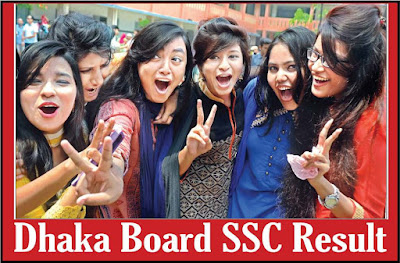 Dhaka Board SSC Result 2017