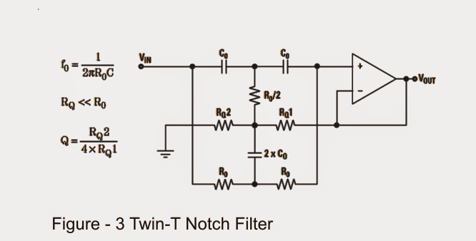 notch filter circuit