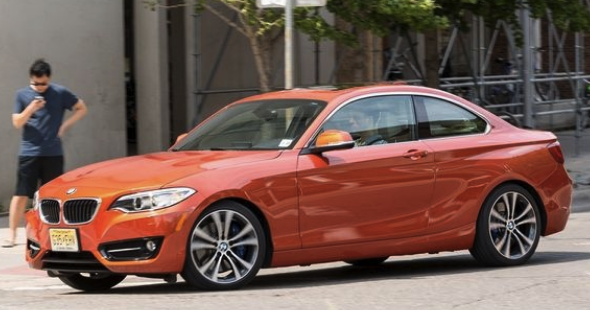 2018 BMW 2-series Review