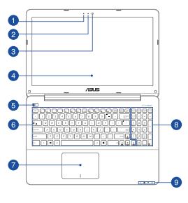 ASUS X-Series X555YA manual PDF (English)