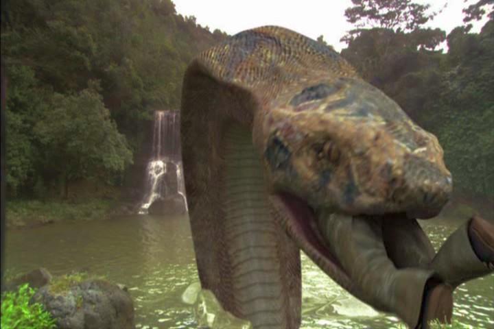 kocham dziwne kino: Komodo vs. Cobra (2005)