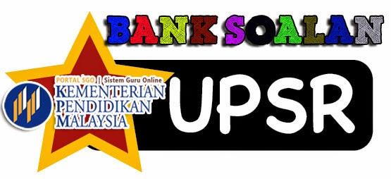 Bank Soalan Tahun 6 UPSR