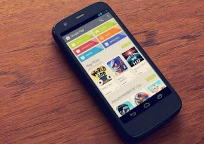 App trail trick google play store