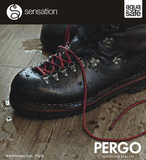 Art Of Life With Sensation! Pergo Sensation Flooring