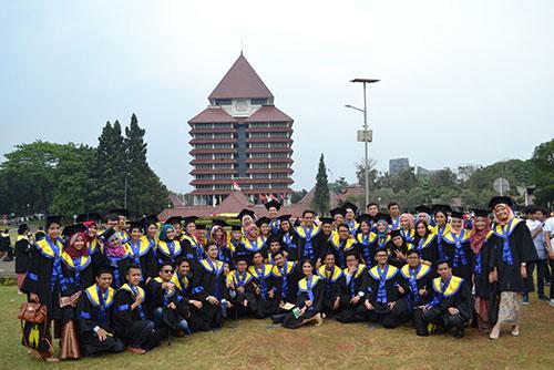 Universitas Terbaik di Indonesia - UI