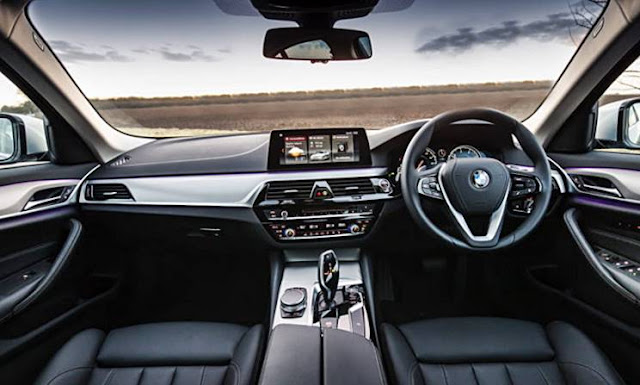 2017 BMW 520d SE EfficientDynamics Model