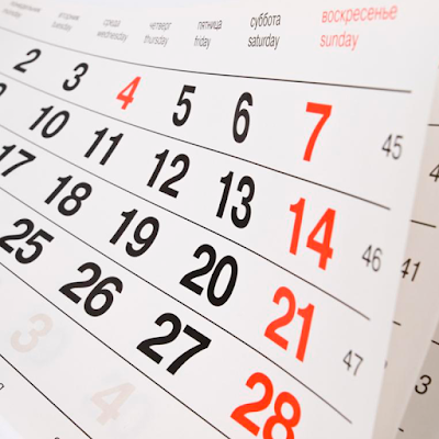 Calendario fiscal 2017: diciembre