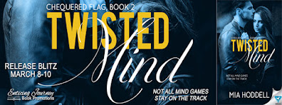 Twisted Mind by Mia Hoddell book banner