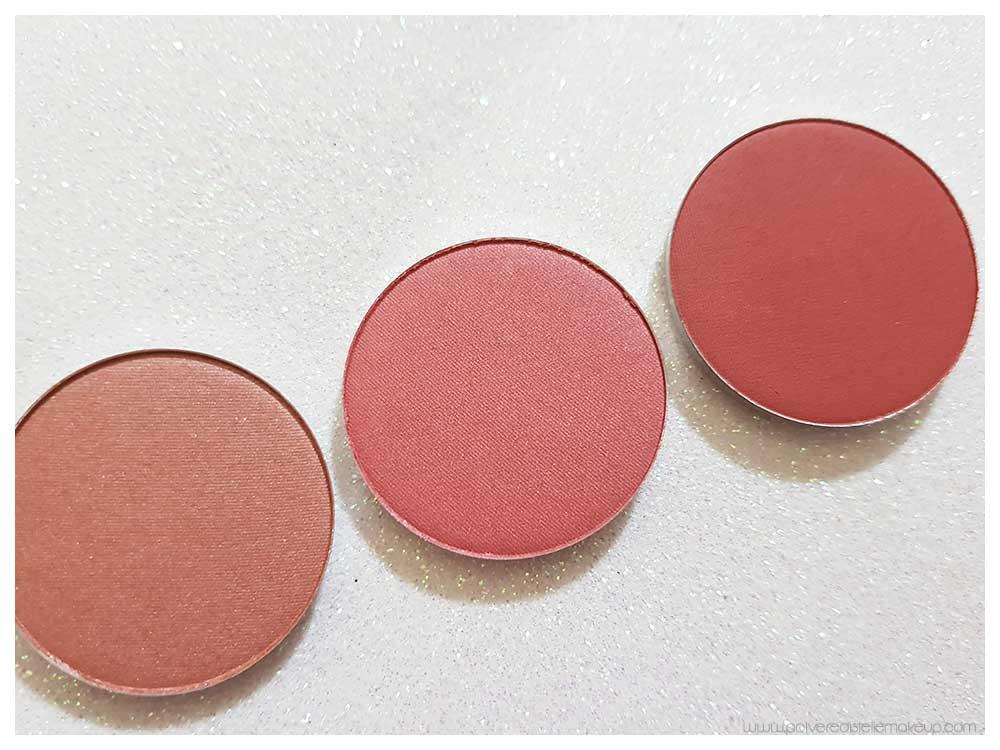 Neve Cosmetics Blush Tea Time Collection