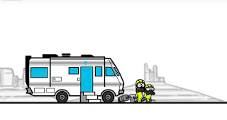 10 Jahre Breaking Bad | Die komplette Serie in einer Minute als Animationsfilm erzählt