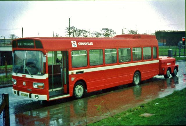 Bus Negatives Colour,Various,Isle of Man,Wilts /& Dorset,Yellow Buses,Bristol VRT
