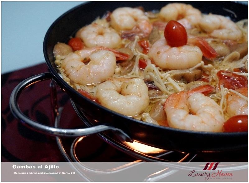 delicious spanish gambas al ajillo garlic shrimp recipes