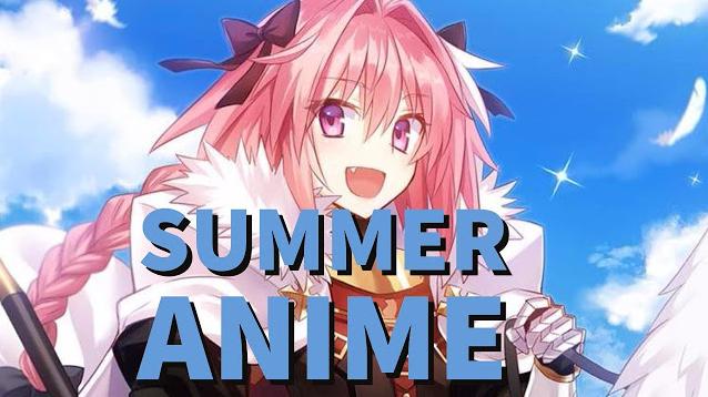Animes más populares de la temporada de Verano en Europa