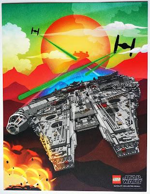 Millennium Falcon VS The First Order