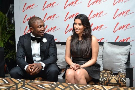 kim kardashian half a million dollars nigeria
