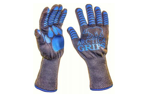 GRIPS ARCTICA Grilling Gloves