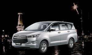 Sewa Mobil Toyota Innova Reborn 2017 Jogja