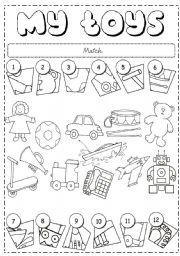 My English Blog: Toys