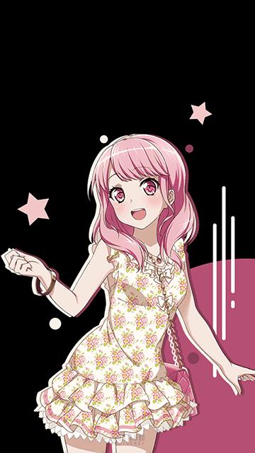 Ara Maruyama - BanG Dream! Wallpaper