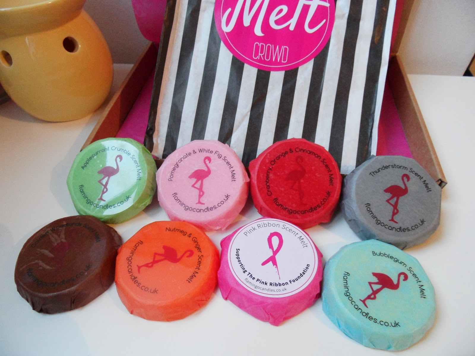 THE MELT CROWD ¦ OCTOBER 2015
