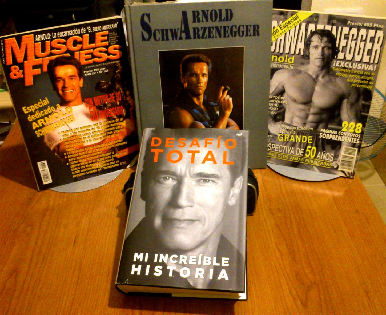 Club Schwarzenegger noviembre 2012