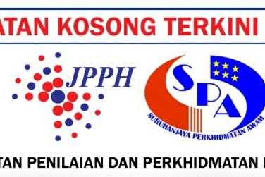 Jawatan Kosong Terkini Jabatan Penilaian Dan Perkhidmatan Harta ~ 71 Kekosongan Penolong Pegawai Penilaian