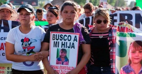 Hallaron los restos de Dayana Esmeralda, la niña que desapareció en Sinaloa, fue a comprar dulces y ya no regreso